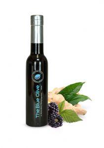 Blackberry Ginger Dark Balsamic Vinegar Condimento
