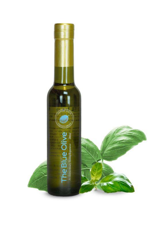 Pesto Infused Extra Virgin Olive Oil