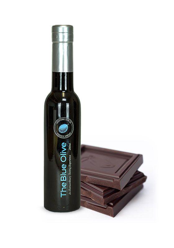 Dark Chocolate Dark Balsamic Vinegar Condimento