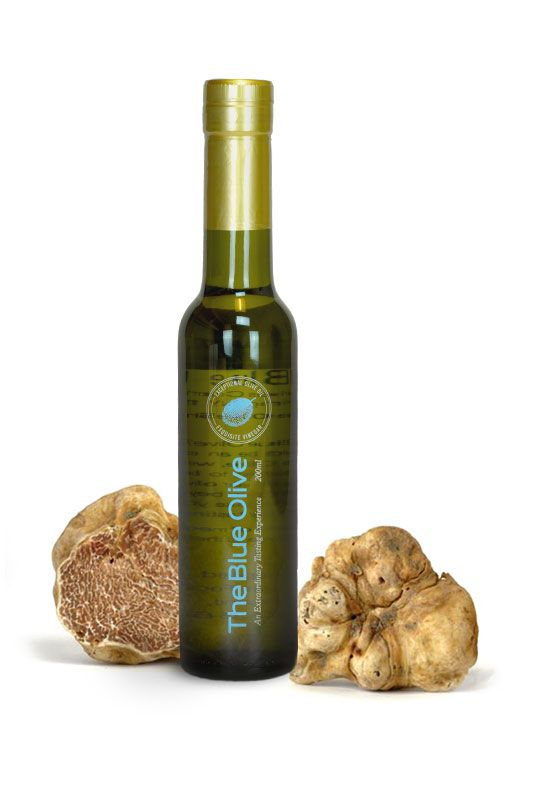 White Truffle Infused Extra Virgin Olive Oil