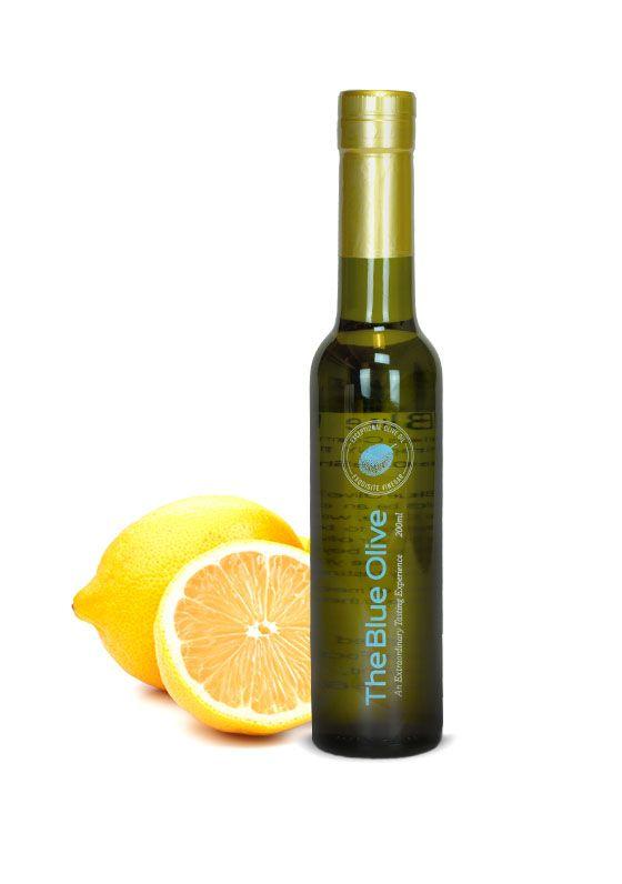 Italian Lemon Infused Extra Virgin Olive Oil