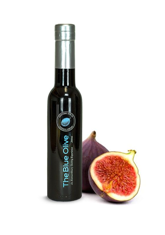 Italian Fig Dark Balsamic Vinegar Condimento