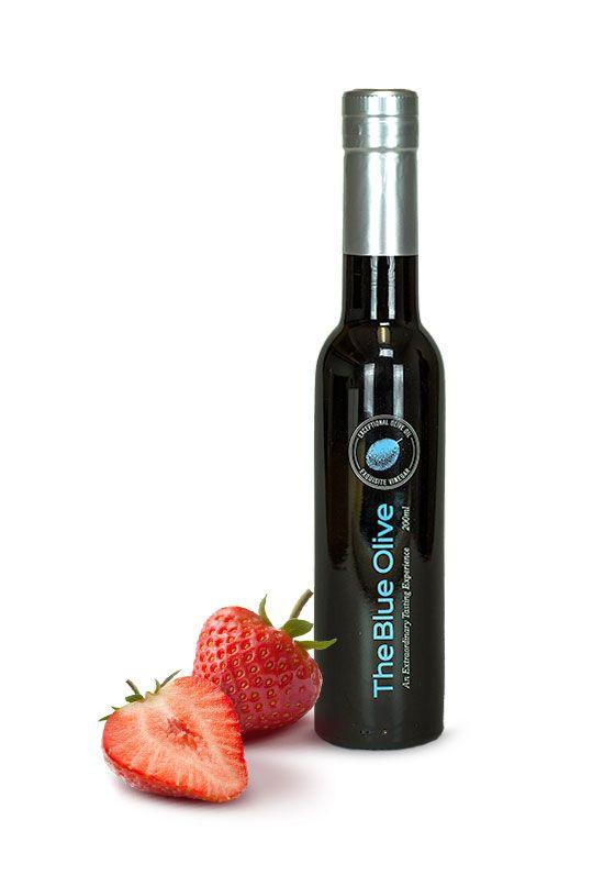 Tuscan Strawberry Dark Balsamic
