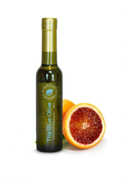 Blood Orange Fused Extra Virgin Olive Oil