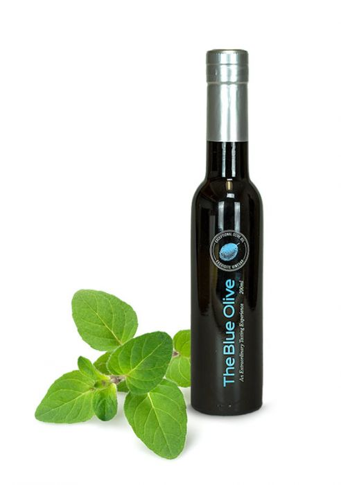 Oregano White Balsamic Vinegar Condimento