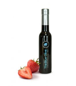 Strawberry Dark Balsamic Vinegar Condimento