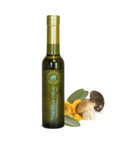 Wild Mushroom and Sage Infused Extra Virgin Olive Oil