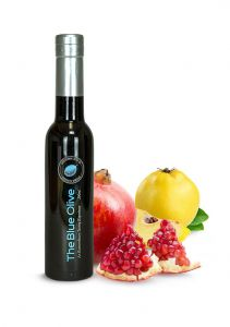 Pomegranate Quince White Balsamic Vinegar Condimento