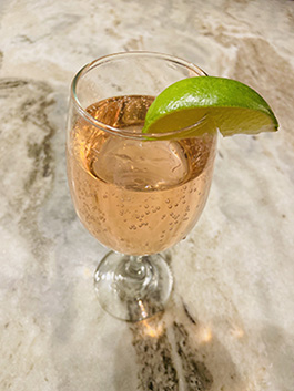 Rosé Balsamic Shrub